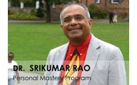 Dr. Srikumar Rao-1. CREATIVITY & PERSONAL MASTERY: How to Make the Real World Not Suck. Episode #87