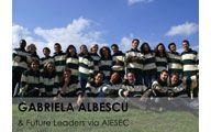 Gabriela Albescu-3. AEISEC: The Diversity of Leadership. Episode #103