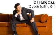 Ori Bengal-1. COUCH SURFING ORI: How to be a Professional Couch Surfer. Episode #144