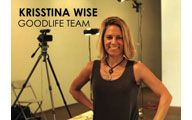 Krisstina Wise-2. GOODLIFE TEAM: Patiently Getting to the Future. Episode #119