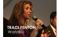 Traci Fenton-3. WORLDBLU: Learning about herself on a democratic journey. Episode #12