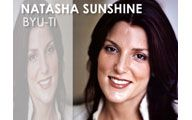 Natasha Sunshine-1. BYU-TI: iV gets an Entrepreneurial BYU-TI Makeover. Episode #16