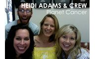 Heidi Adams-3. PLANET CANCER: How Dealing with Cancer is Just Like Being an Entrepreneur. Episode #27