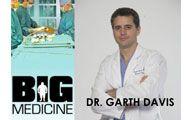 Dr. Garth Davis-1. BIG MEDICINE: Garth tells iV how he got BIG (the Hurricane Edition!). Episode #32