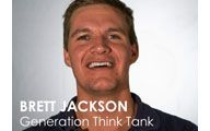 Brett Jackson-1. GENERATION THINK TANK: Just Say No at 16 for the Next Generation. Episode #45