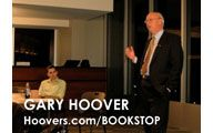 Gary Hoover-2. HOOVERS/BOOKSTOP: Easy Come, Easy Go (well – sort of) – Episode #74