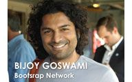 Bijoy Goswami-1. BOOTSTRAP NETWORK: A Bootstrapping Journey Fueled by a Song & a Gingerman – Episode #77