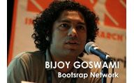 Bijoy Goswami-3. BOOTSTRAP NETWORK: Living in the Question & Organizing the Community – Episode #79