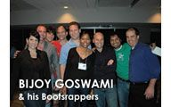 """Bijoy Goswami-4. BOOTSTRAP NETWORK: A Lesson from Great Entrepreneurs, """"Be in the Present"""" – Episode #80"""